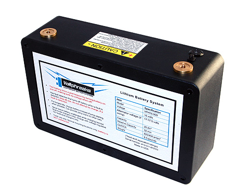 Vph16 900 16v Drag Racing Battery Voltphreaks Llc